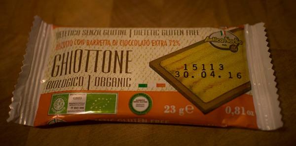 gluten free ghiottone